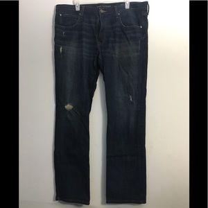 de7bc2ef Marc Anthony. Men's Marc Anothy Distressed Blue Jeans